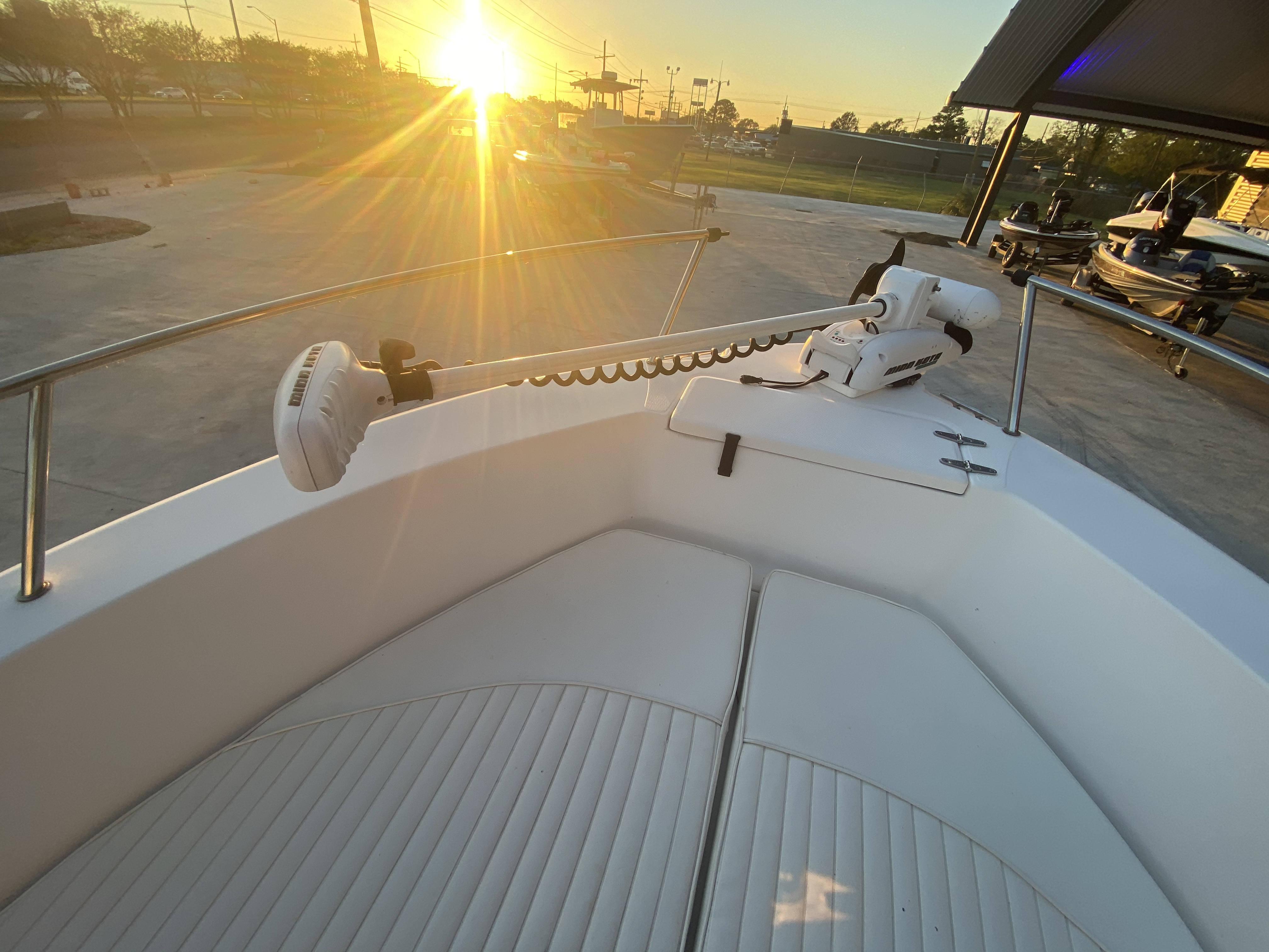 2007 Sea Hunt boat for sale, model of the boat is 207 Triton & Image # 20 of 28
