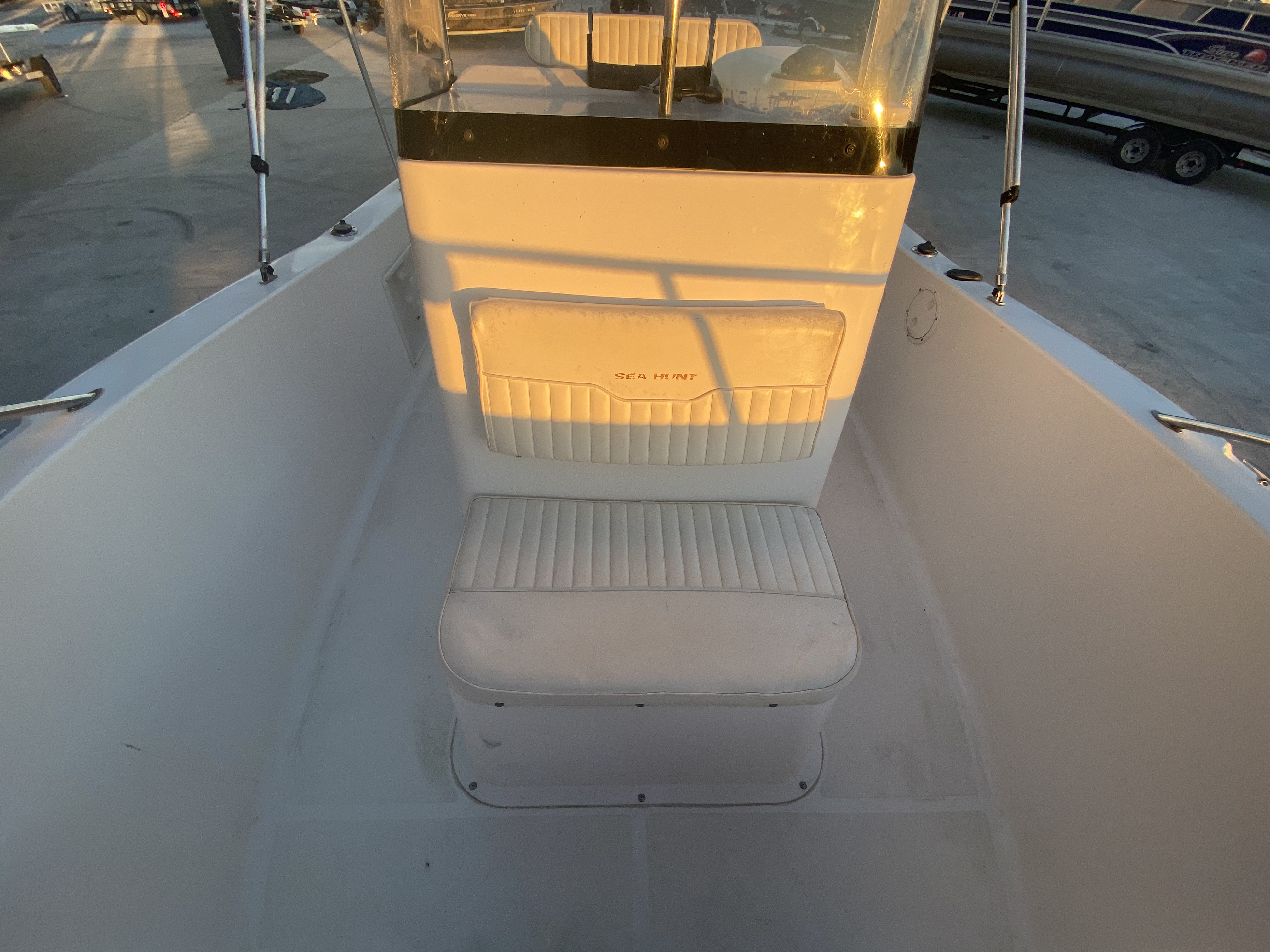 2007 Sea Hunt boat for sale, model of the boat is 207 Triton & Image # 25 of 28