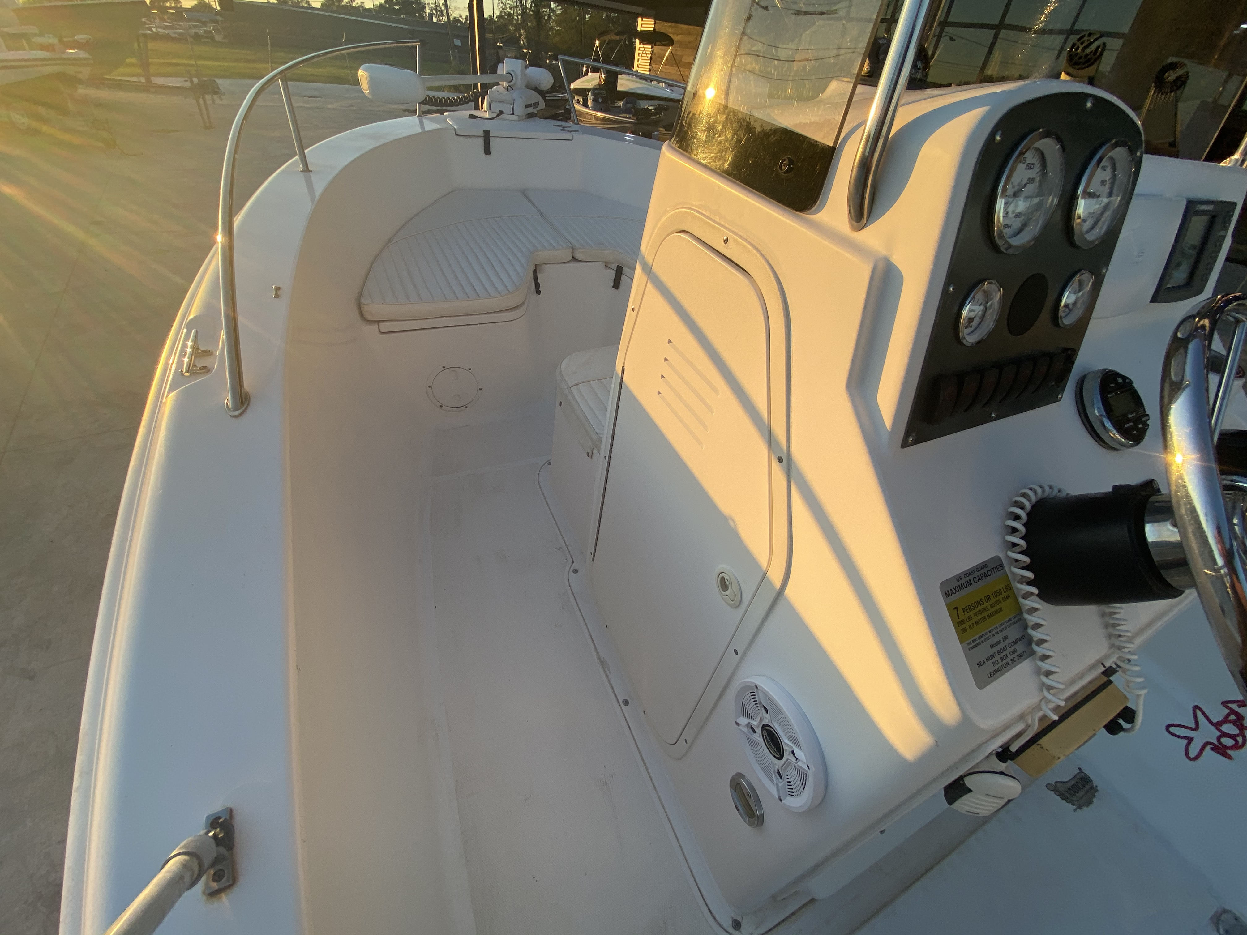 2007 Sea Hunt boat for sale, model of the boat is 207 Triton & Image # 27 of 28