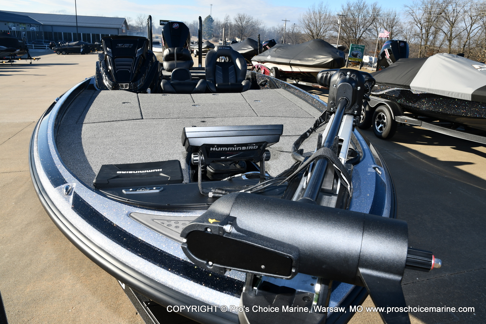 2021 Nitro boat for sale, model of the boat is Z21 Pro Package & Image # 17 of 50