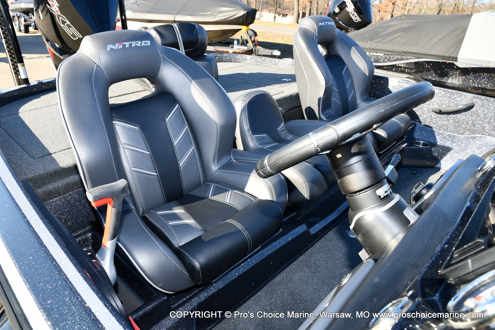 2021 Nitro boat for sale, model of the boat is Z21 Pro Package & Image # 24 of 50