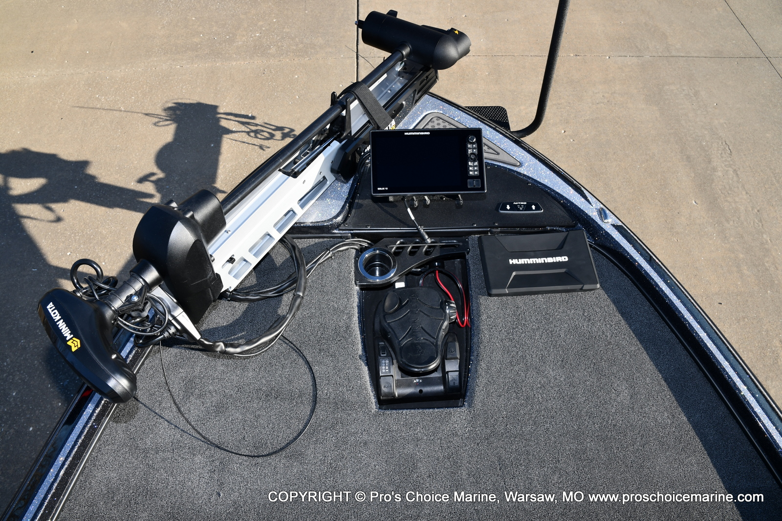 2021 Nitro boat for sale, model of the boat is Z21 Pro Package & Image # 27 of 50