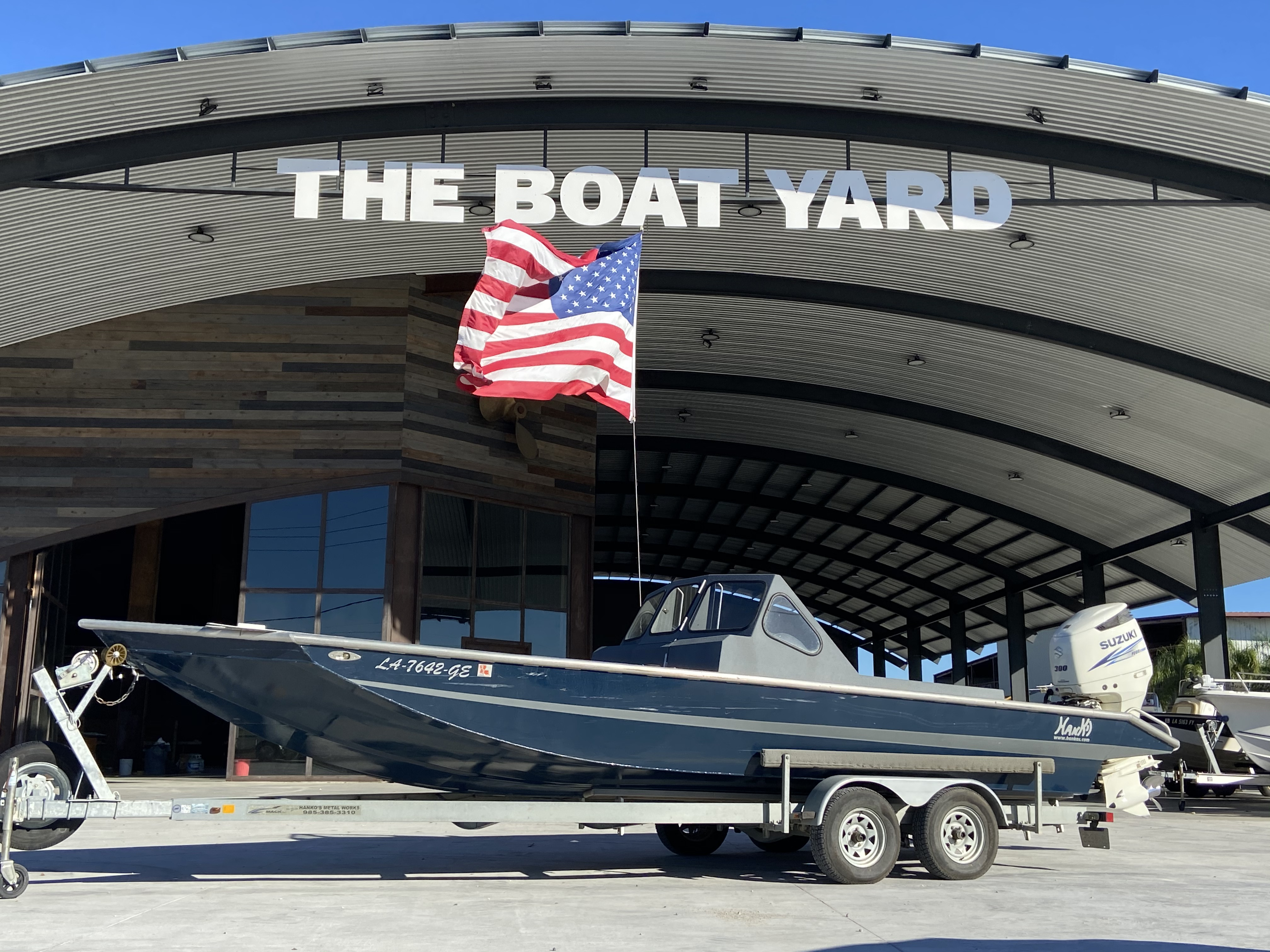 2016 Hanko boat for sale, model of the boat is 24 & Image # 1 of 26