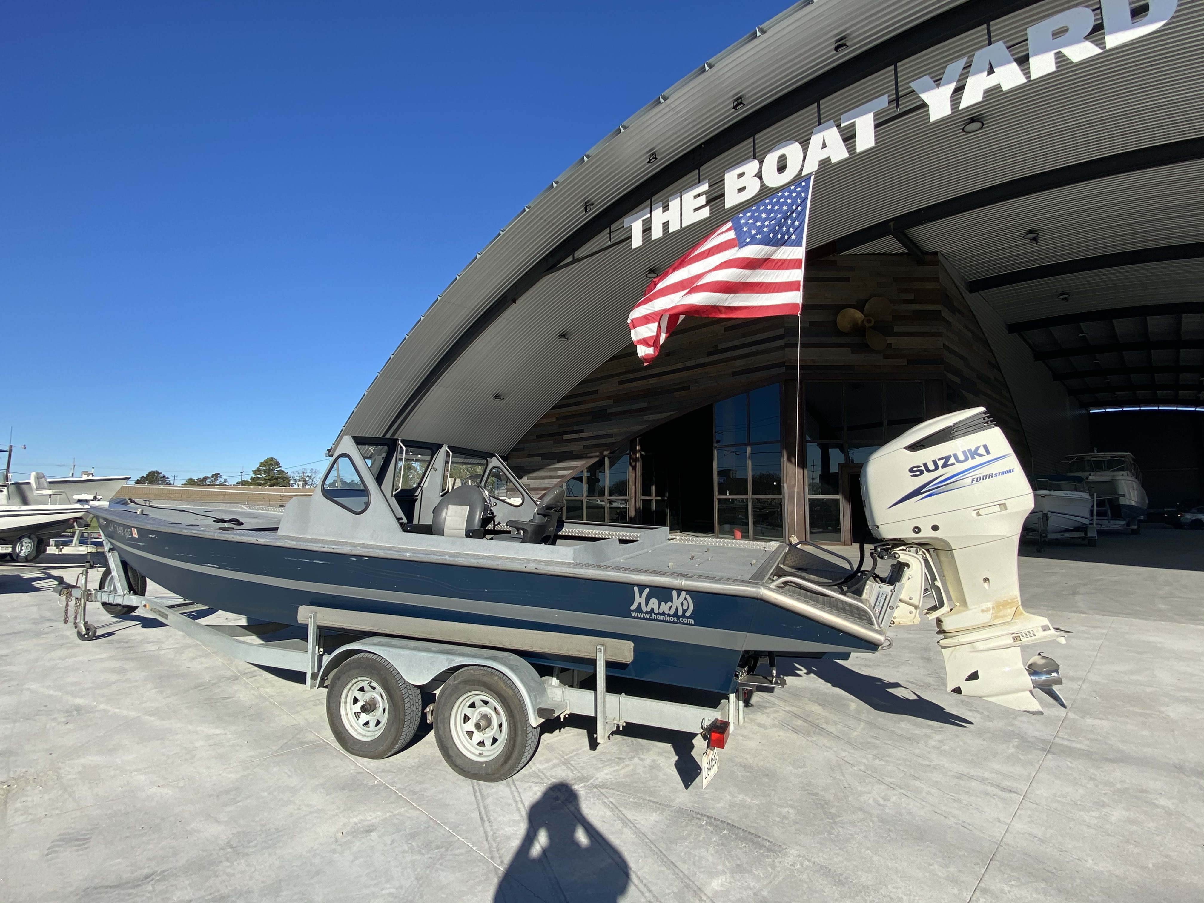 2016 Hanko boat for sale, model of the boat is 24 & Image # 2 of 26