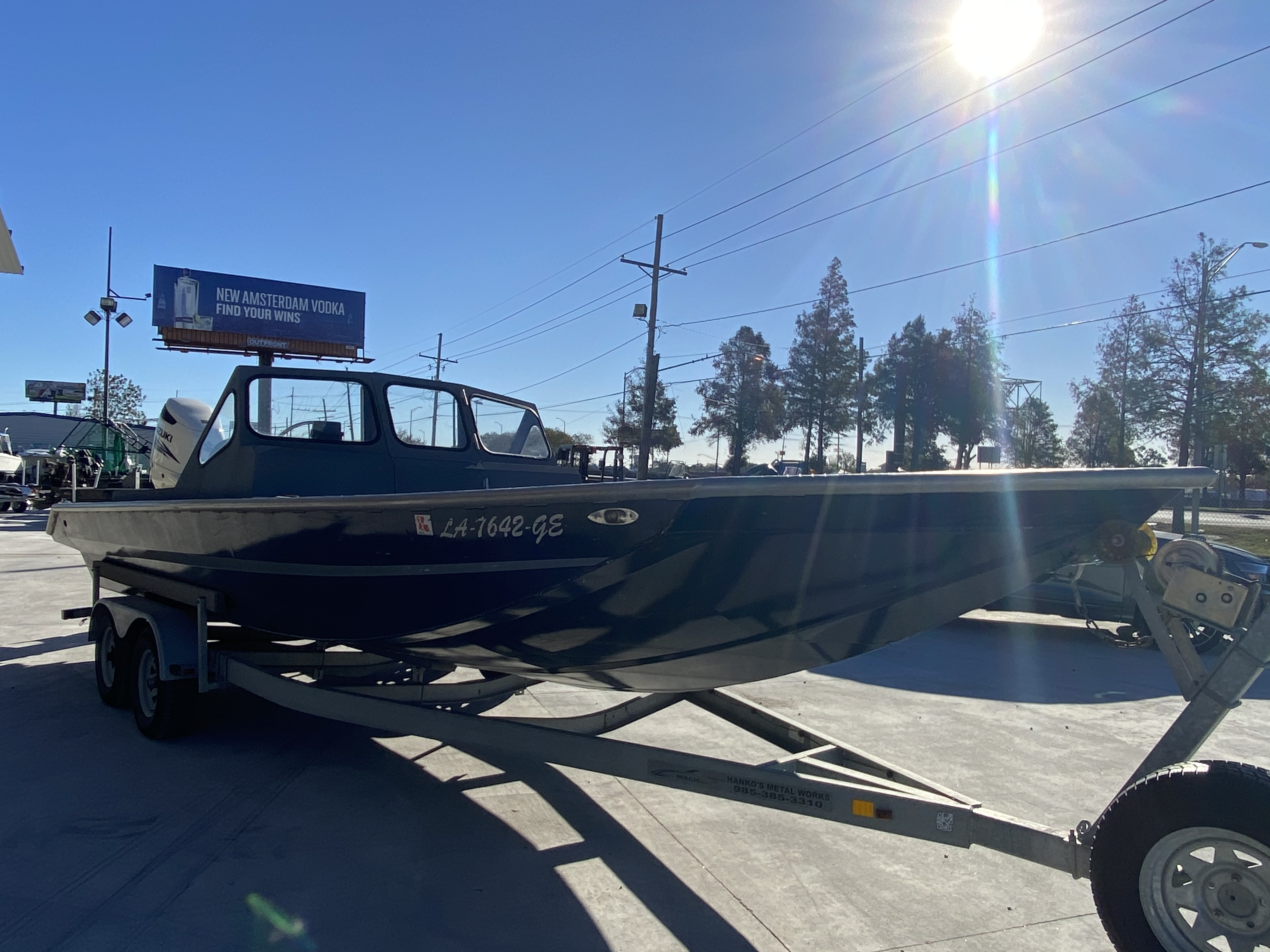2016 Hanko boat for sale, model of the boat is 24 & Image # 15 of 26