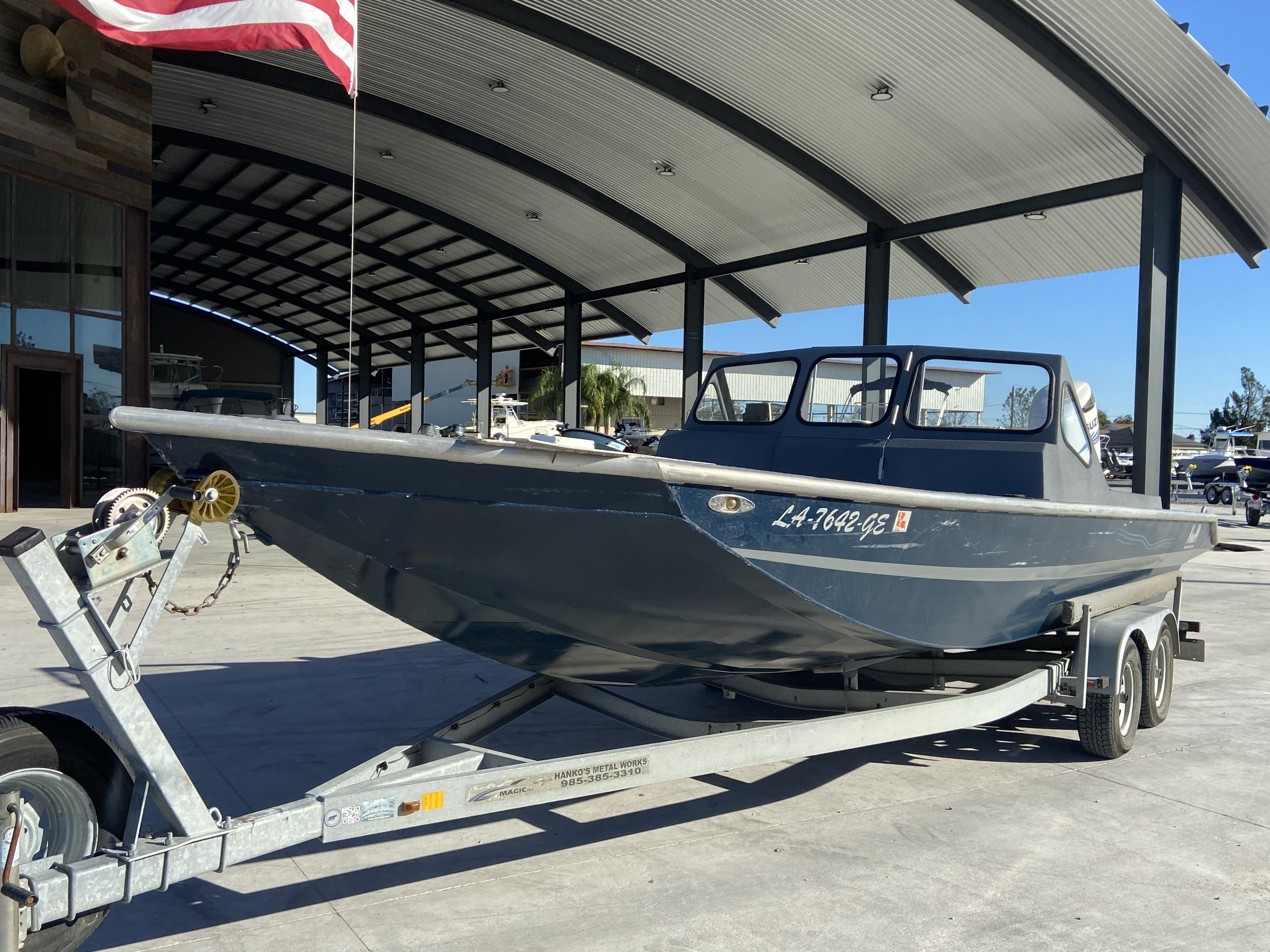 2016 Hanko boat for sale, model of the boat is 24 & Image # 19 of 26