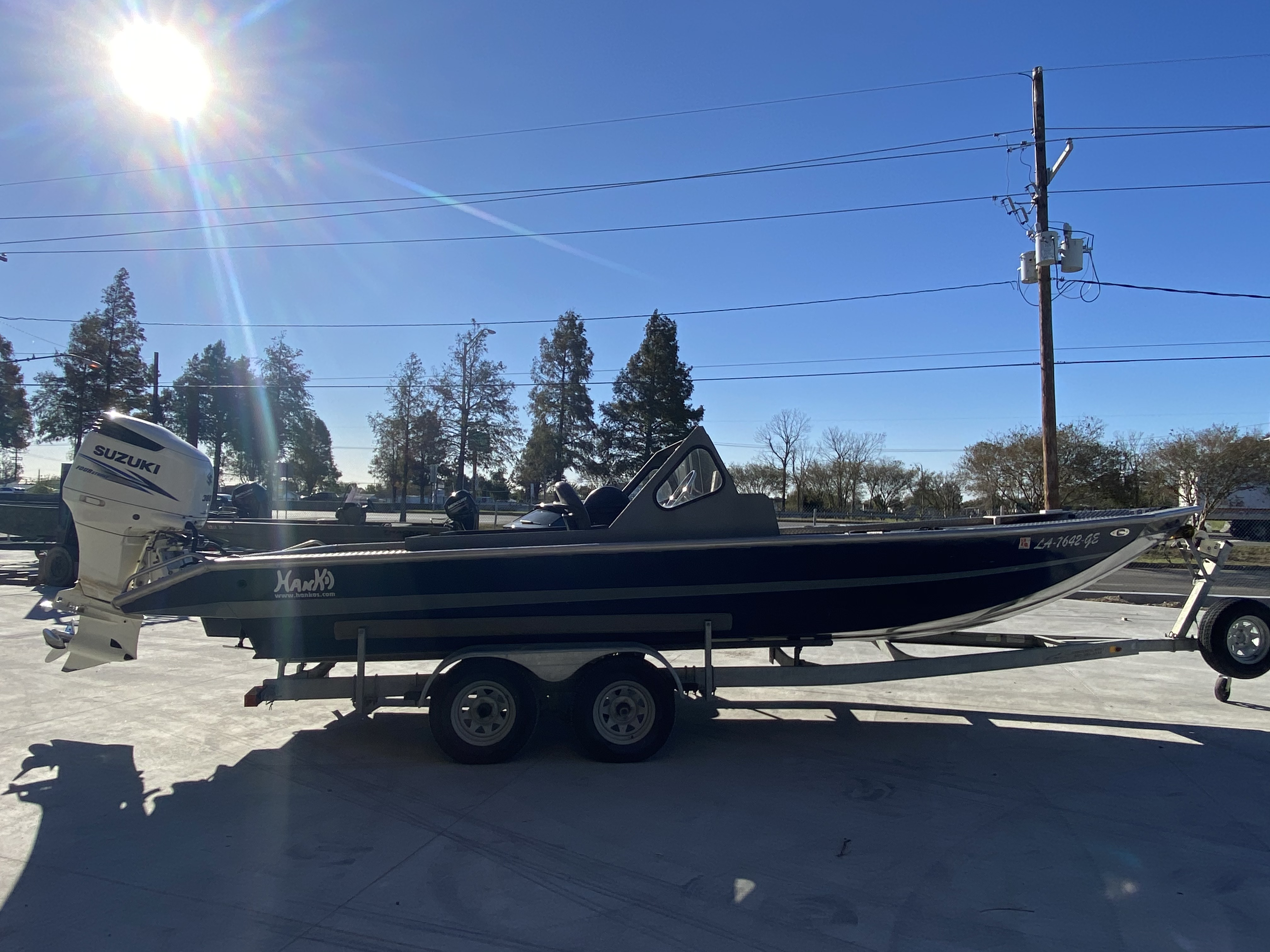 2016 Hanko boat for sale, model of the boat is 24 & Image # 20 of 26