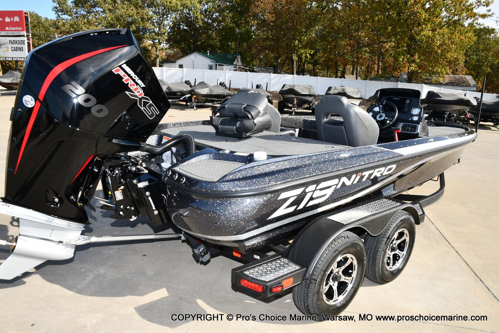 2021 Nitro boat for sale, model of the boat is Z19 pro package & Image # 25 of 50
