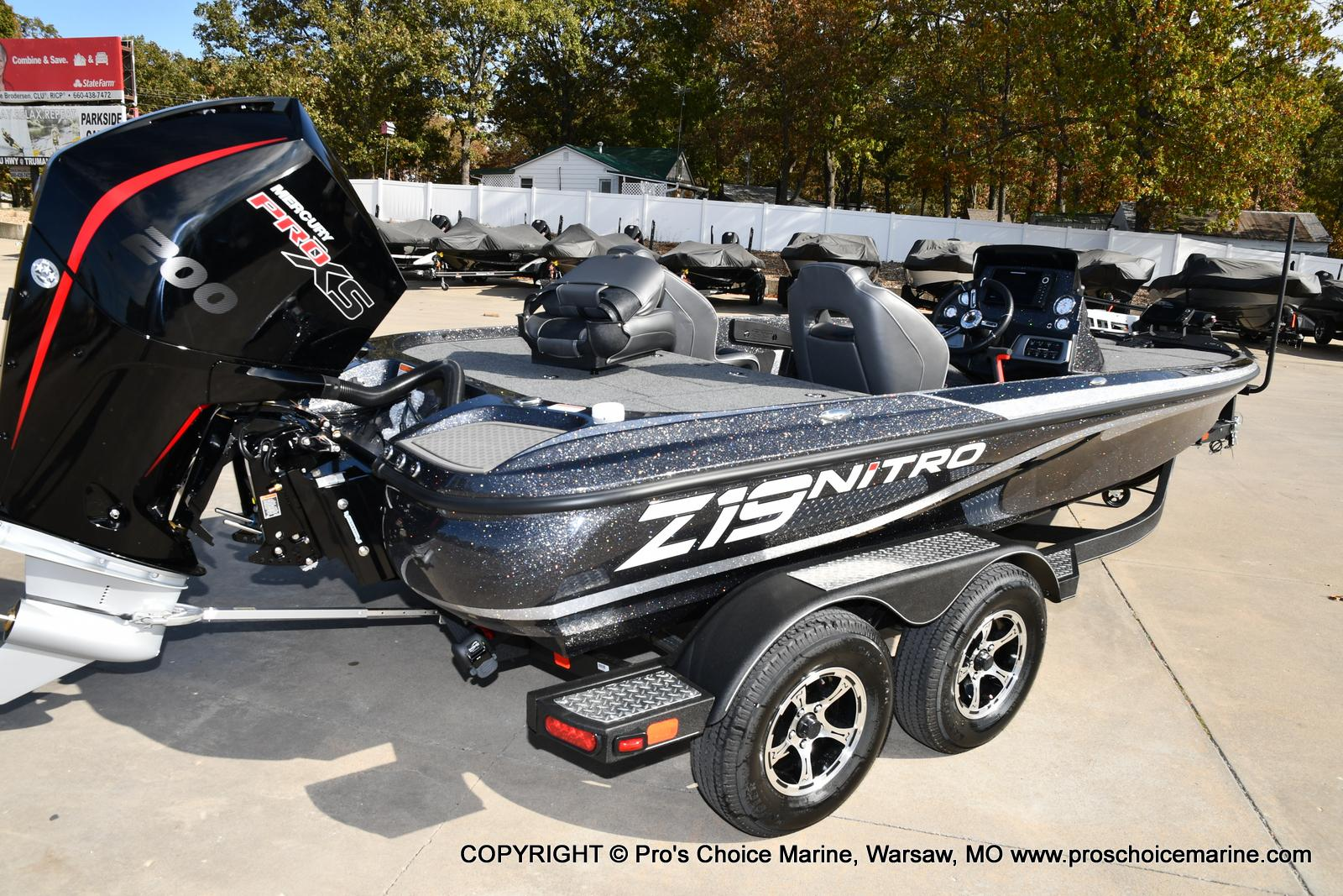 2021 Nitro boat for sale, model of the boat is Z19 pro package & Image # 26 of 50