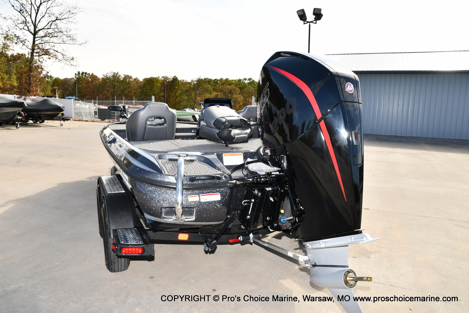 2021 Nitro boat for sale, model of the boat is Z19 pro package & Image # 27 of 50