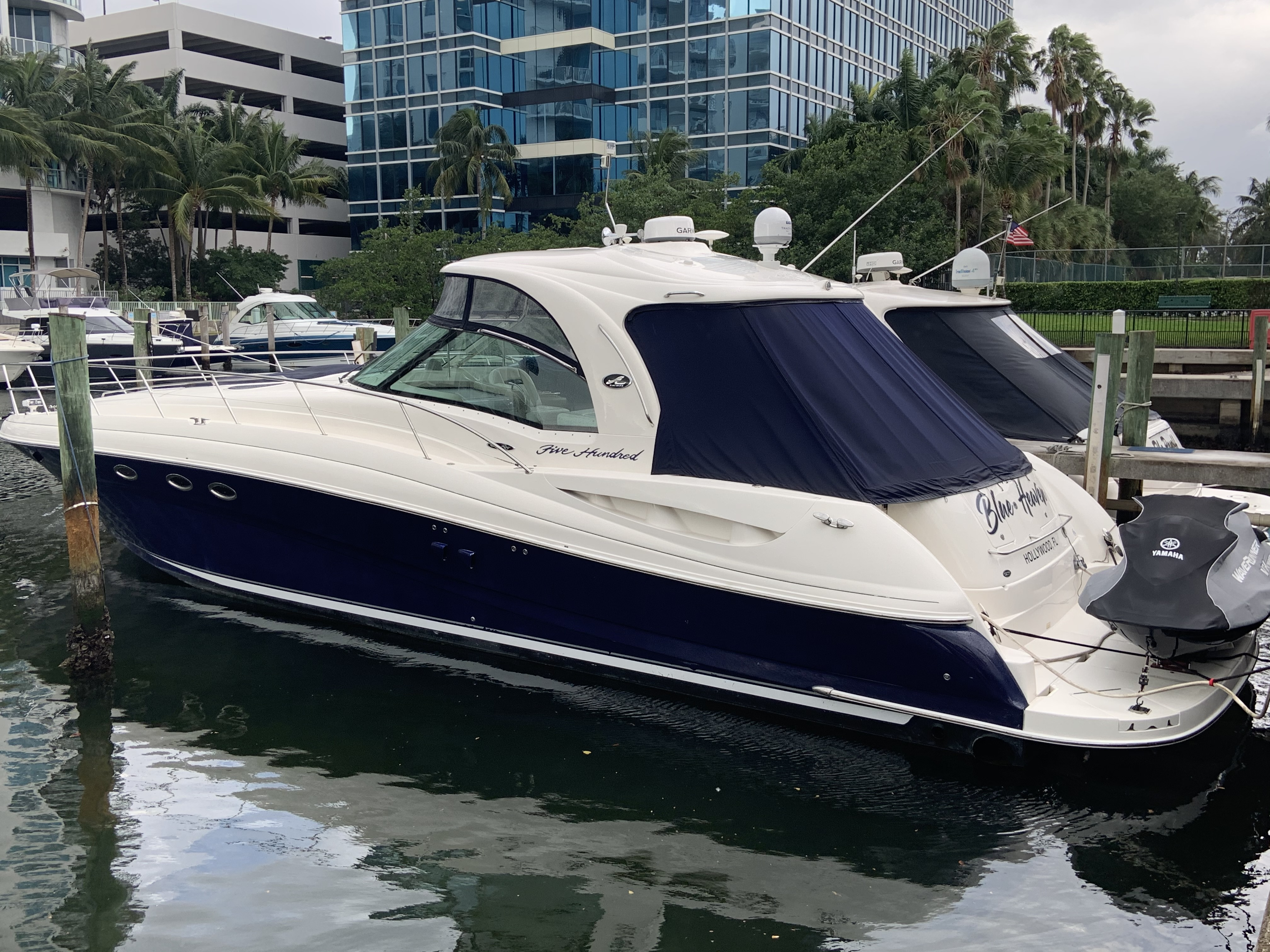 Picture Of:  50' Sea Ray 500 Sundancer 2005Yacht For Sale | 76