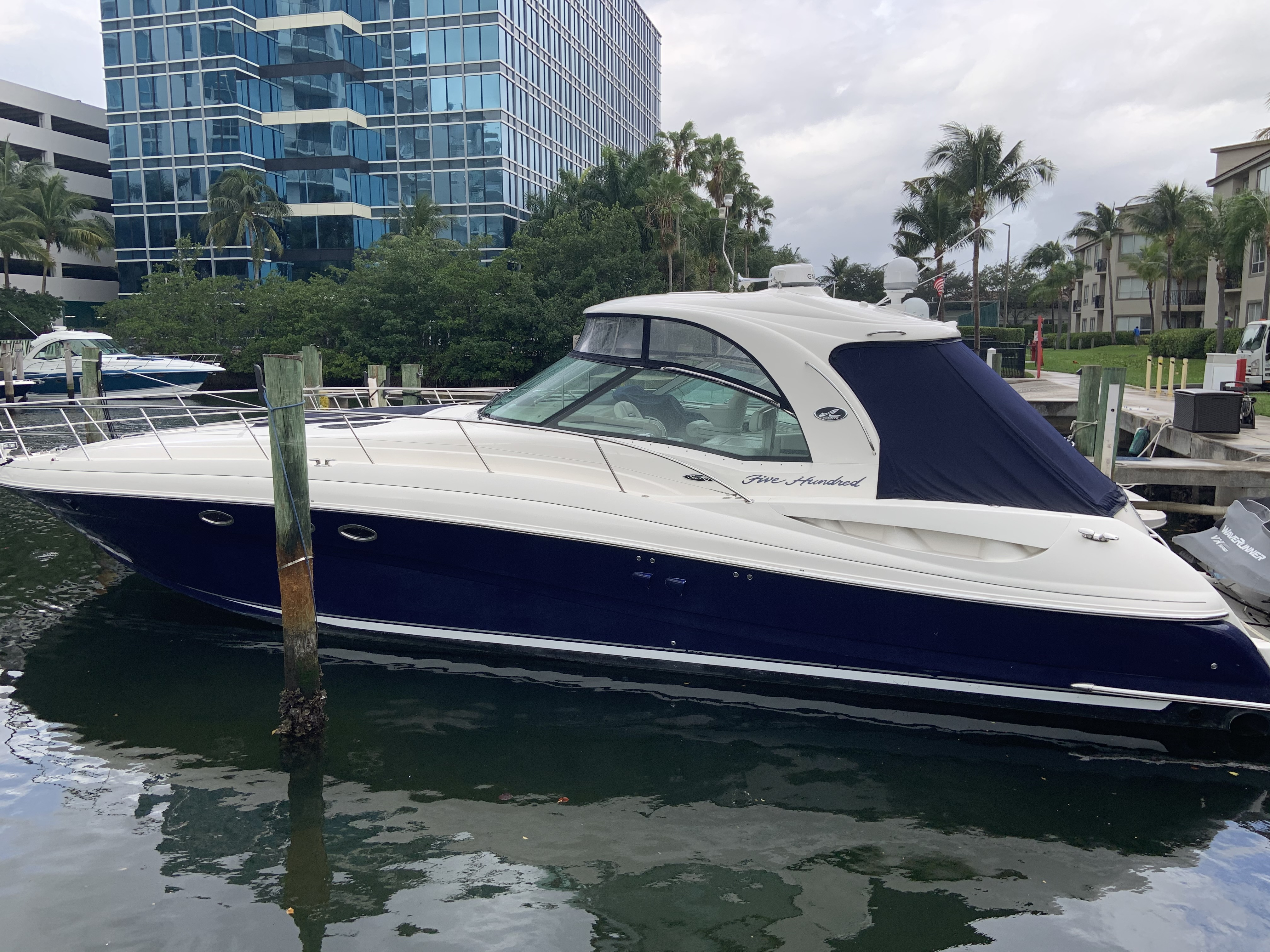 Picture Of:  50' Sea Ray 500 Sundancer 2005Yacht For Sale | 3 of 76