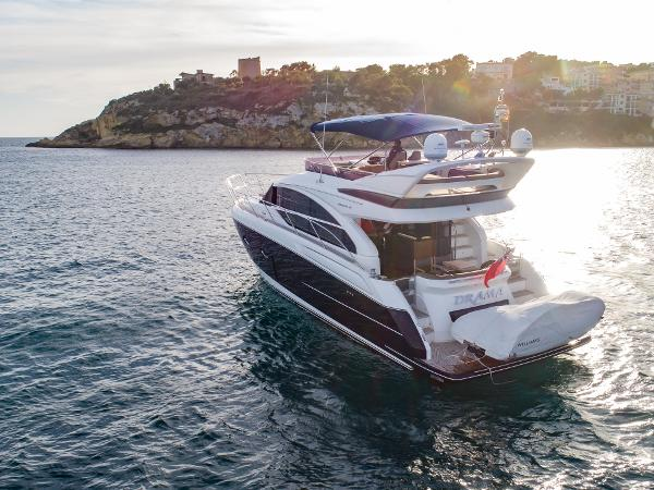 Princess Motor Yacht Sales - Used Princess 52