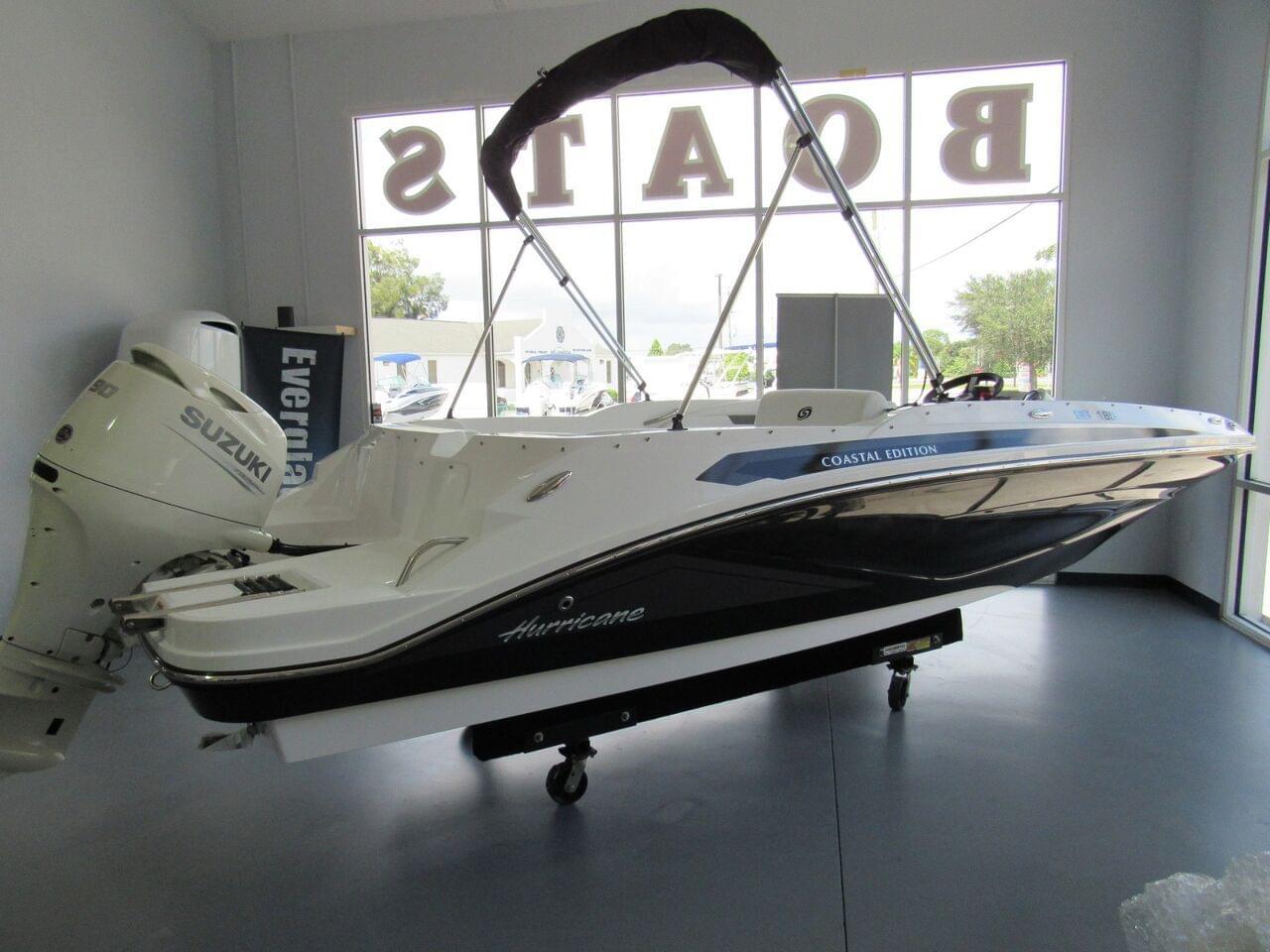 2021 Hurricane 185 SS