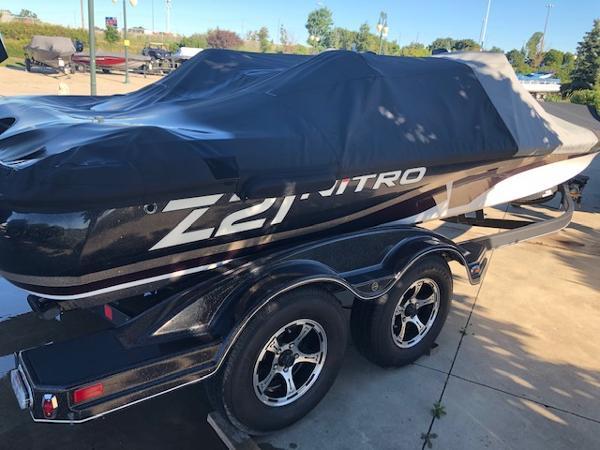 2020 Nitro boat for sale, model of the boat is Z21 & Image # 1 of 55