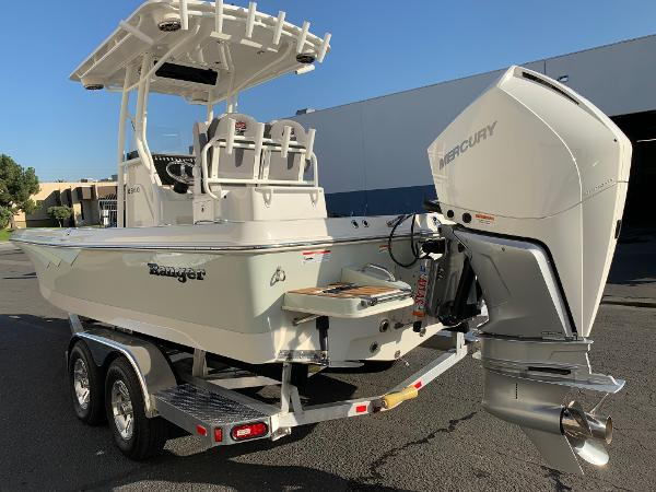 2021 Ranger Boats boat for sale, model of the boat is 2360 Bay & Image # 3 of 27