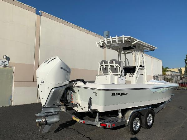2021 Ranger Boats boat for sale, model of the boat is 2360 Bay & Image # 4 of 27