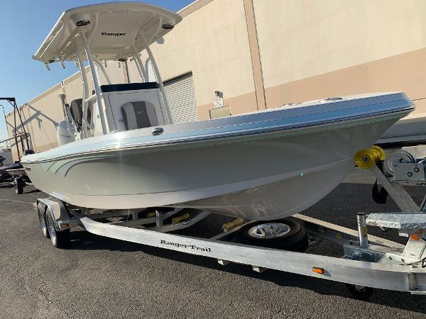 2021 Ranger Boats boat for sale, model of the boat is 2360 Bay & Image # 2 of 27