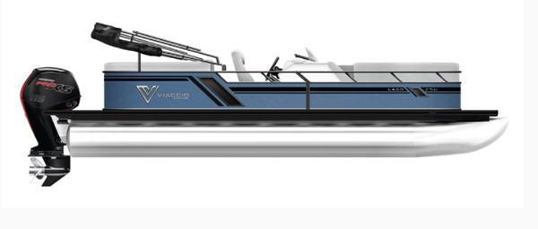 2021 Viaggio L25S Tritoon with 200Hp Suzuki