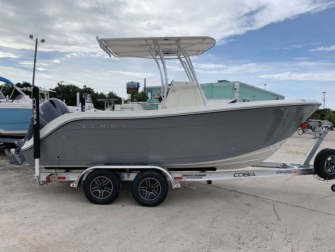 2021 COBIA BOATS 201 Center Console  (Located in NEW SMYRNA BEACH)