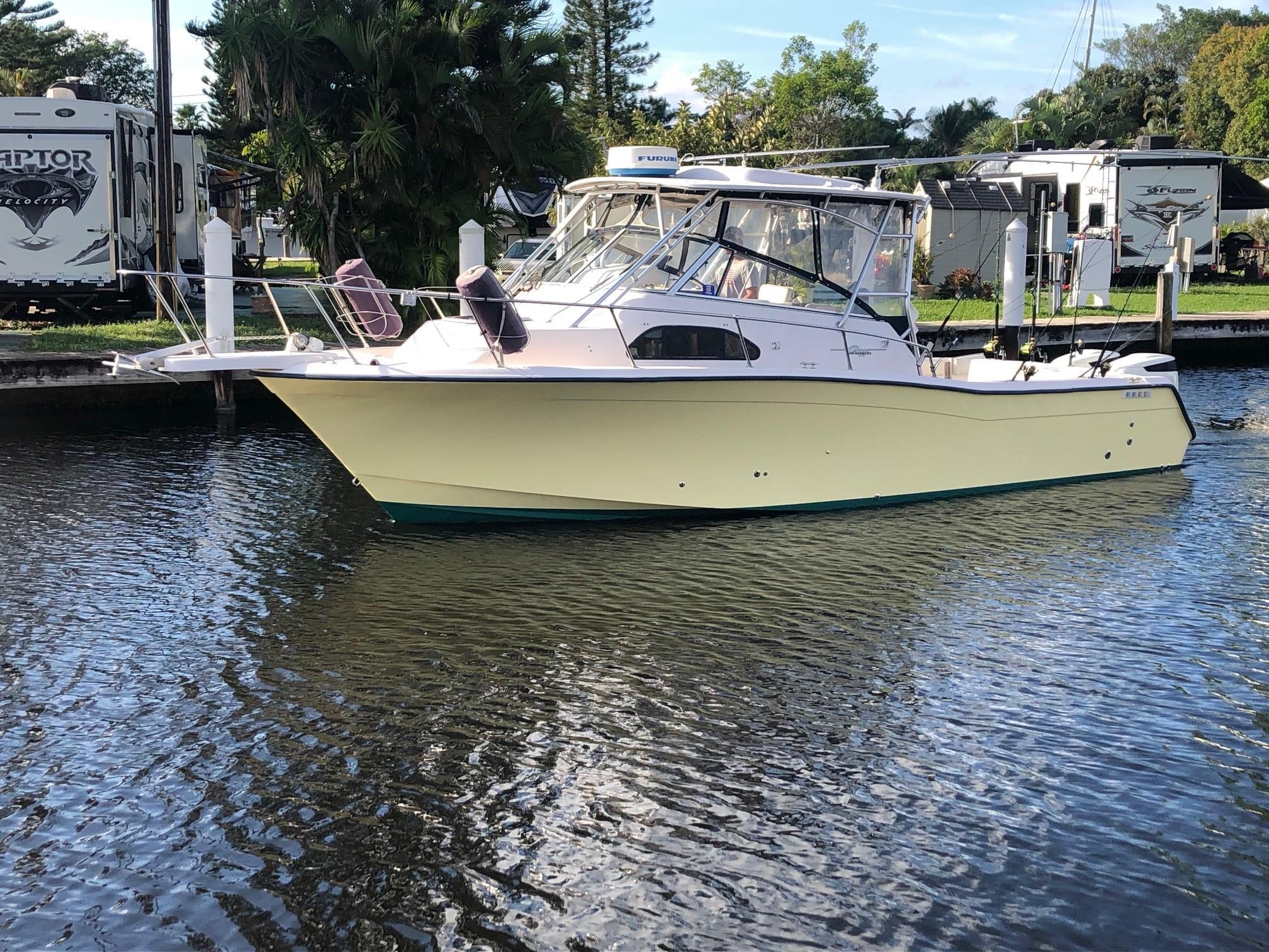 30 Grady-White Marlin 300