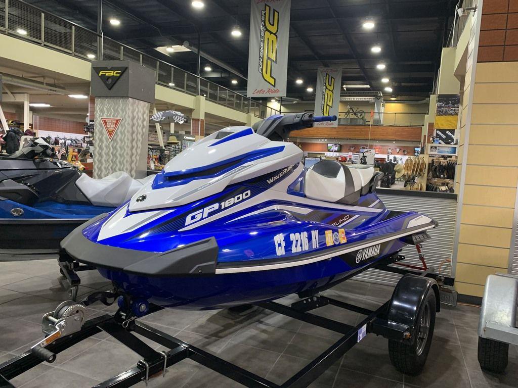 2017 Yamaha Boats GP1800