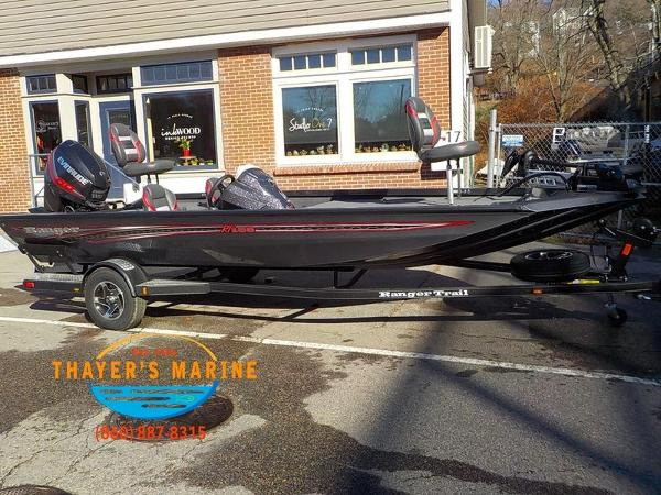 2020 Ranger Boats boat for sale, model of the boat is RT188 & Image # 1 of 41