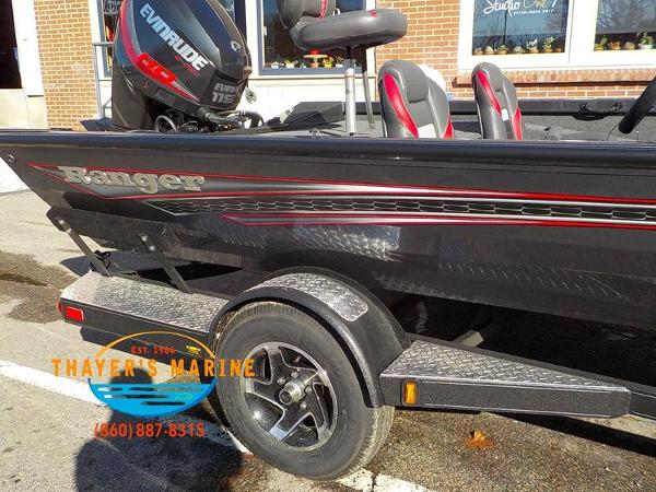 2020 Ranger Boats boat for sale, model of the boat is RT188 & Image # 22 of 41