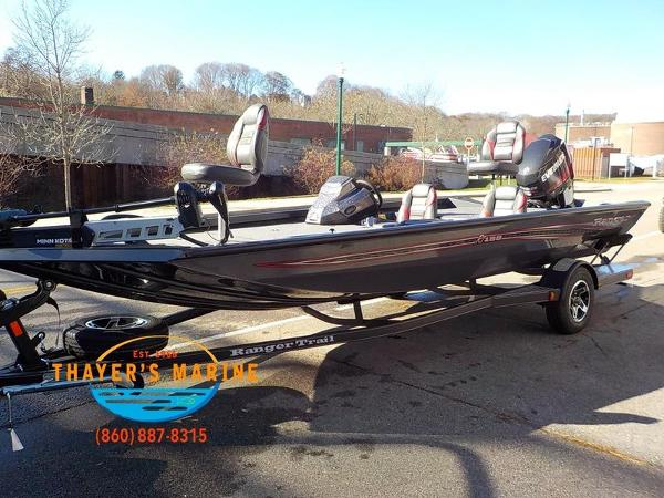 2020 Ranger Boats boat for sale, model of the boat is RT188 & Image # 23 of 41