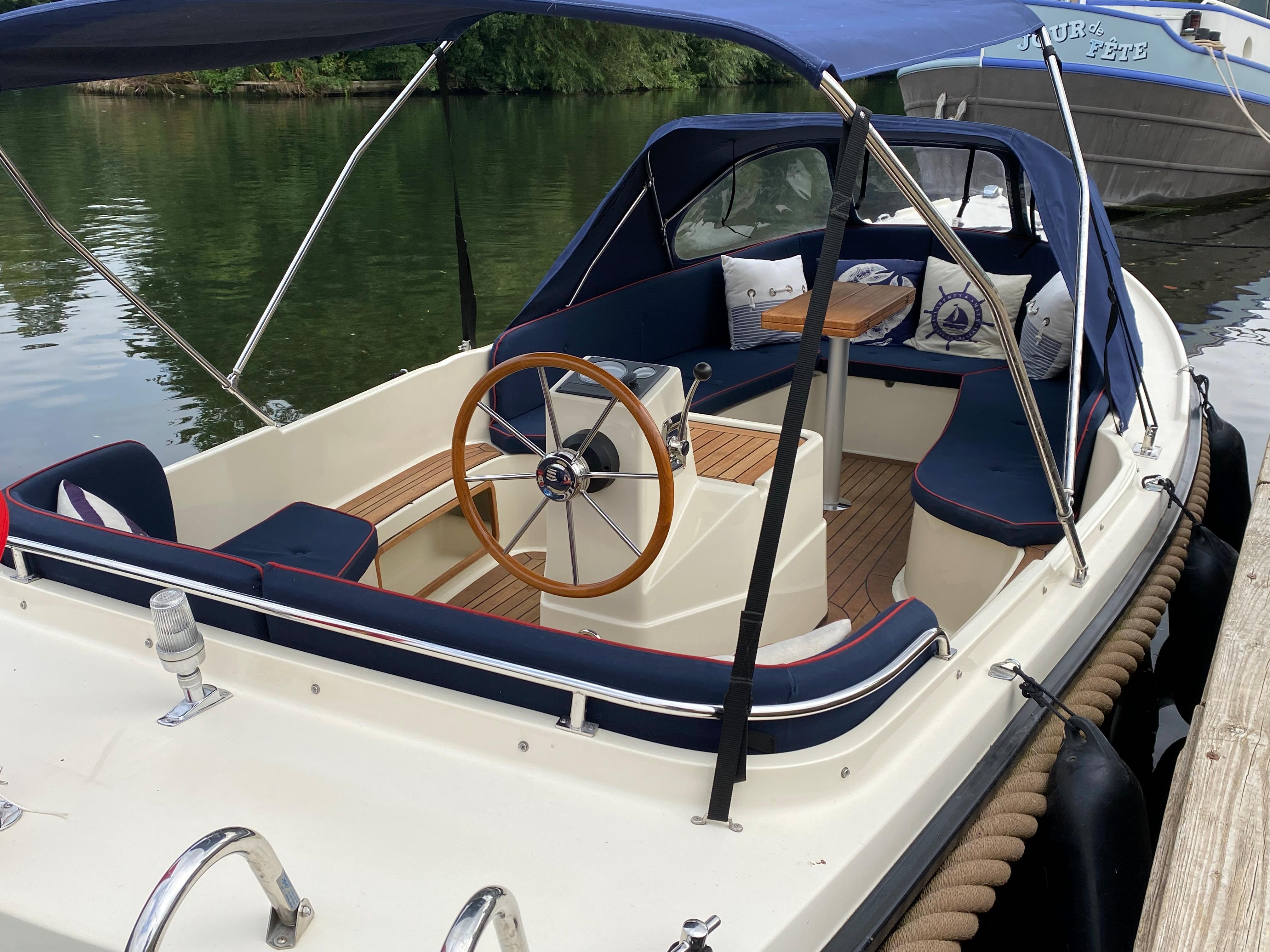 2007 Interboat 17