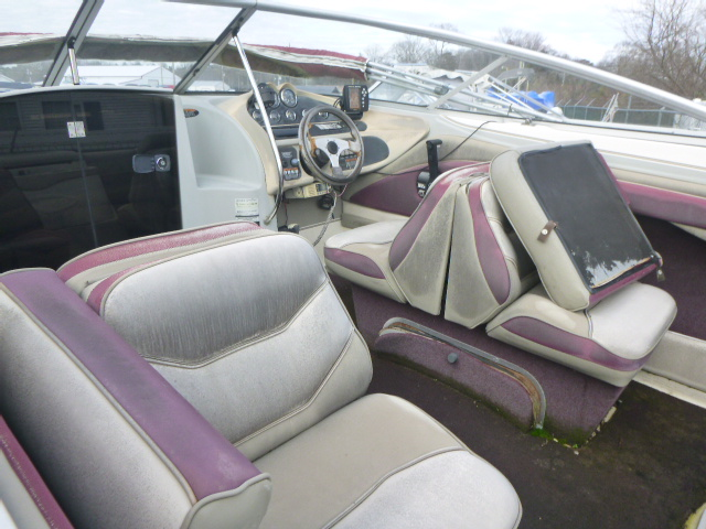 1997 Maxum boat for sale, model of the boat is 2152MN & Image # 3 of 7