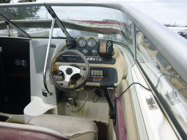 1997 Maxum boat for sale, model of the boat is 2152MN & Image # 4 of 7