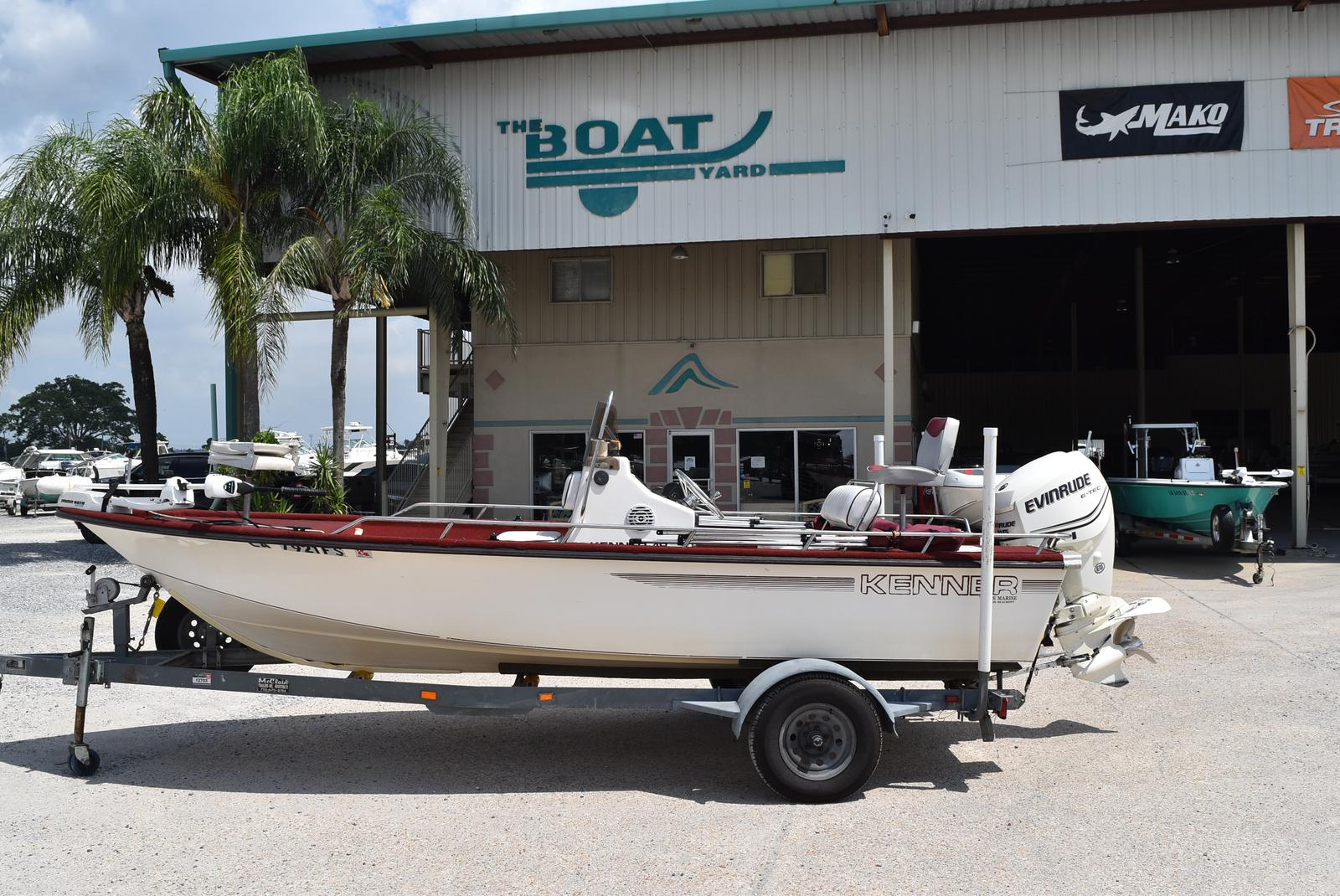 1997 Kenner boat for sale, model of the boat is 17 & Image # 1 of 7