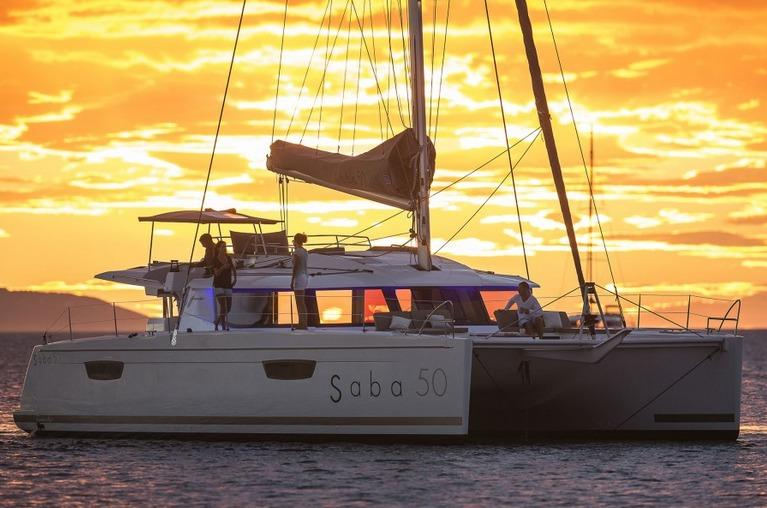 Manufacturer Provided Image: Fountaine Pajot SABA 50