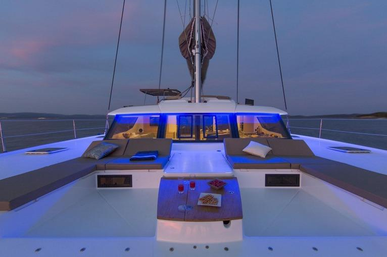 Manufacturer Provided Image: Fountaine Pajot SABA 50 Deck