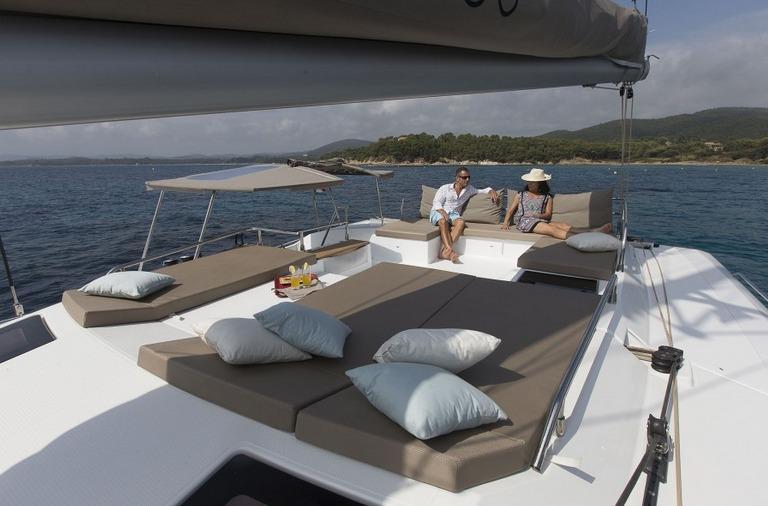 Manufacturer Provided Image - Lounge Deck