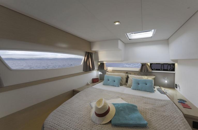 Aft Cabin starboard - Manufacturer Provided Image
