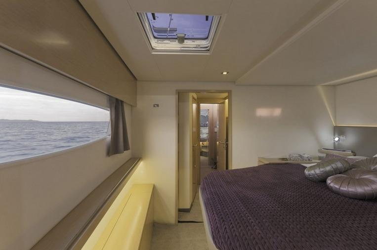 Fwd Cabin starboard - Manufacturer Provided Image