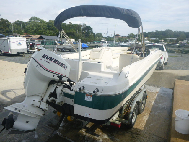 2005 Azure boat for sale, model of the boat is AZ210 & Image # 9 of 13
