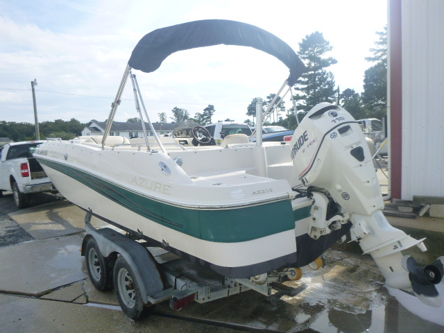 2005 Azure boat for sale, model of the boat is AZ210 & Image # 12 of 13
