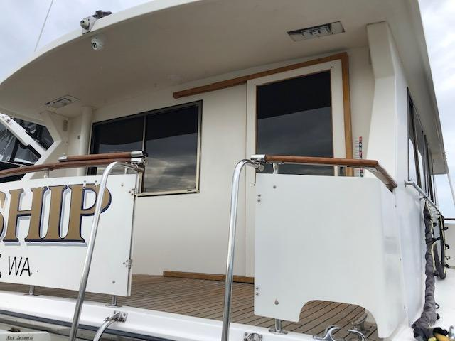 Jefferson Marquessa 52 Extended Deckhouse