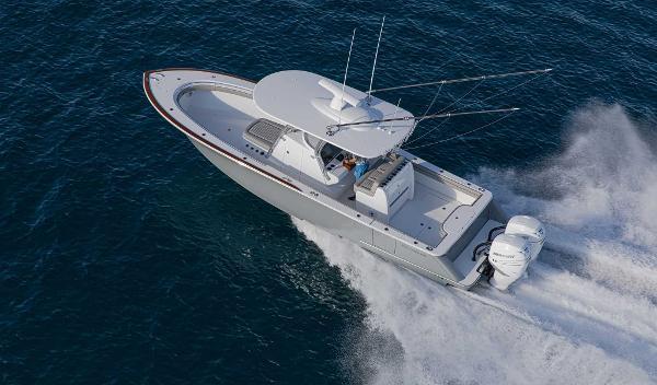 2021 Valhalla Boatworks V-33
