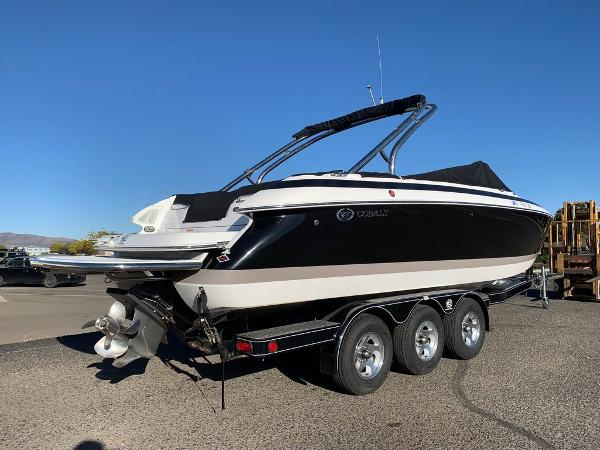 2005 Cobalt boat for sale, model of the boat is 262 & Image # 37 of 41