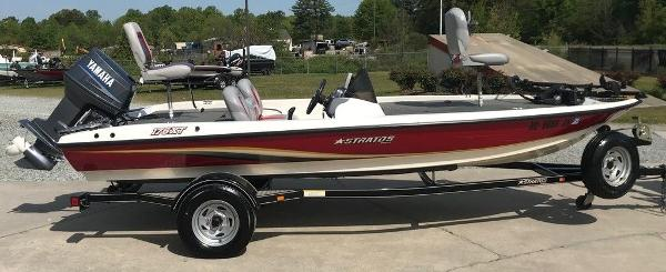 2007 Stratos boat for sale, model of the boat is 176 XT & Image # 3 of 13
