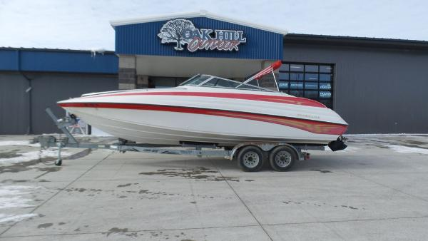 2000 CROWNLINE 266 CCR for sale