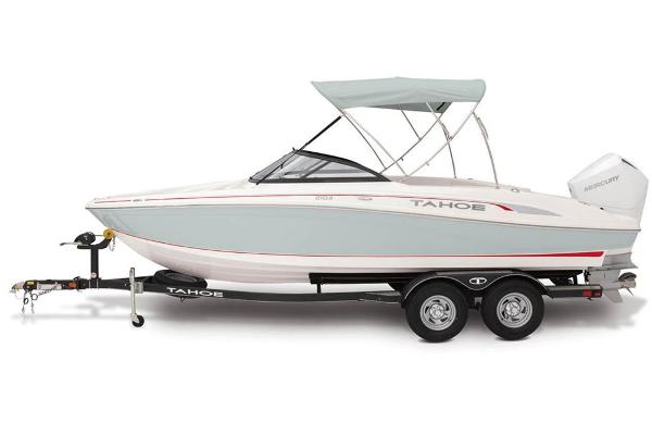 2021 Tahoe boat for sale, model of the boat is 210 S & Image # 21 of 96