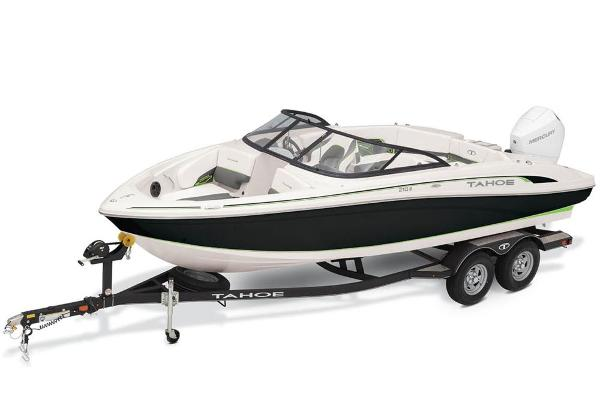 2021 Tahoe boat for sale, model of the boat is 210 S & Image # 25 of 96