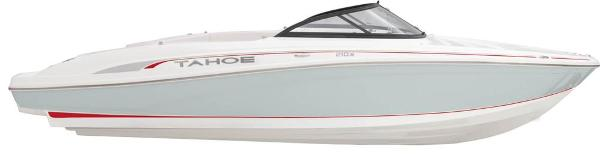 2021 Tahoe boat for sale, model of the boat is 210 S & Image # 36 of 96