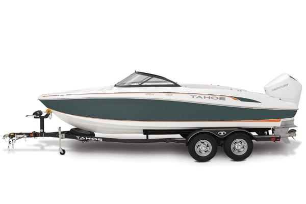 2021 Tahoe boat for sale, model of the boat is 210 S & Image # 39 of 96