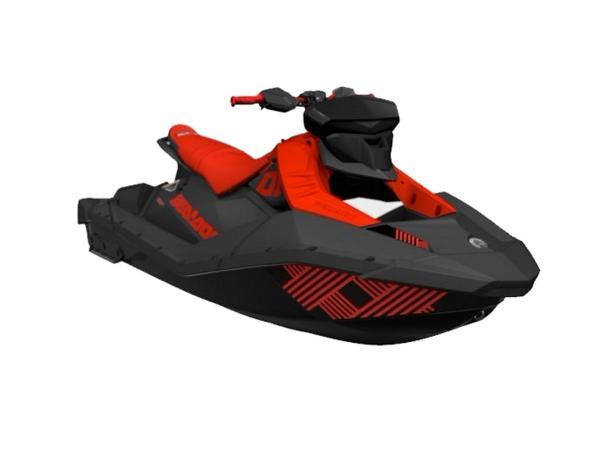 2021 SEA-DOO Spark Trixx 3-up Rotax 900 H.O. ACE thumbnail